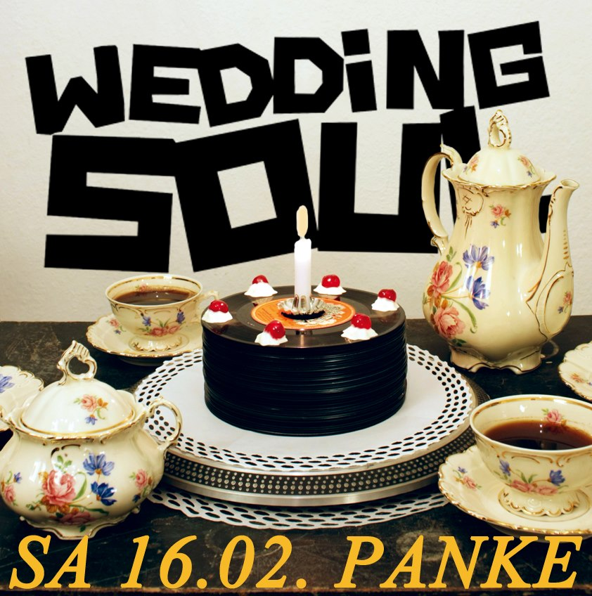 WEDDING SOUL – with BEATKOLLEKTIV & FRIENDS