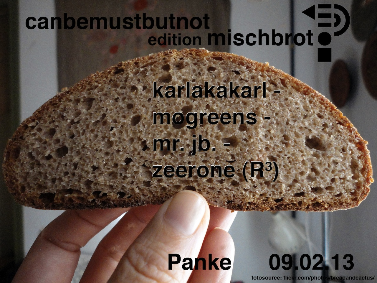 canbemustbutnot – mischbrot edition