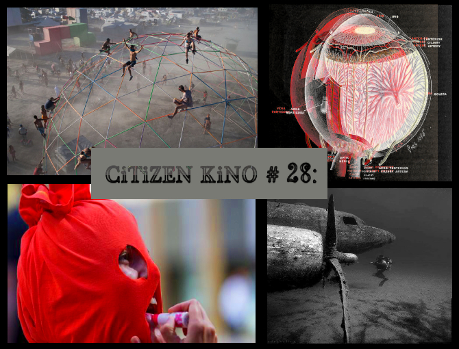 CiTiZEN KiNO #28 v.1: Geodesic Space-Time-Body