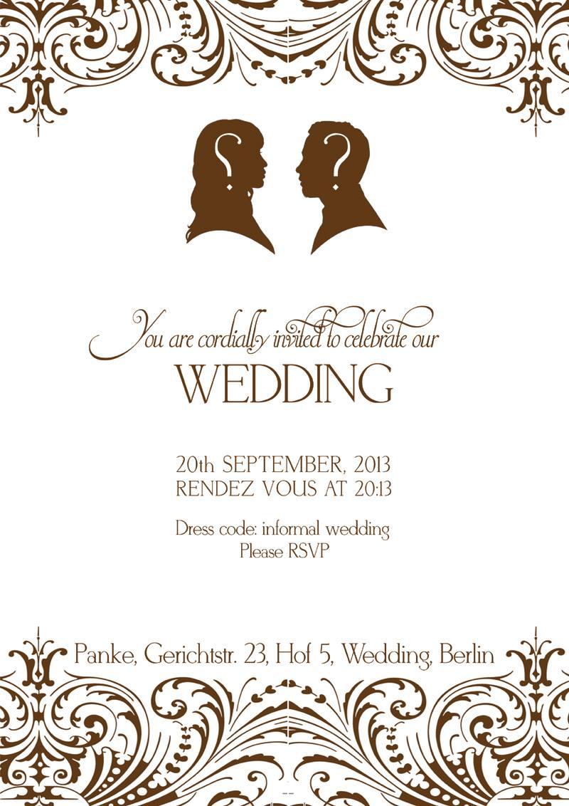 Il Matrimonio: Wedding in Wedding