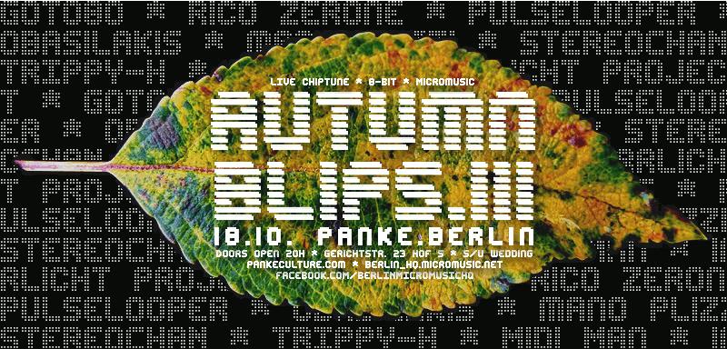Autumn Blips III