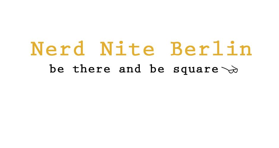 Nerd Nite #17