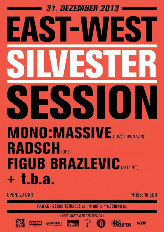East-West Session: SILVESTER