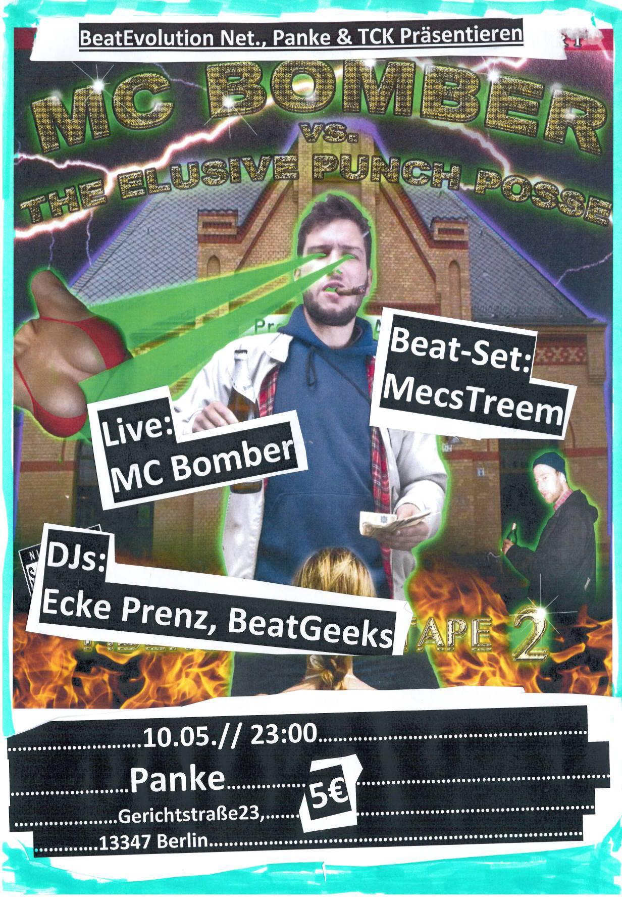 The Prenzlbergaz feat. MC Bomber