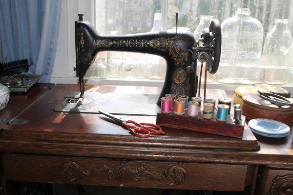 Näh- / textiles Repaircafé # 1
