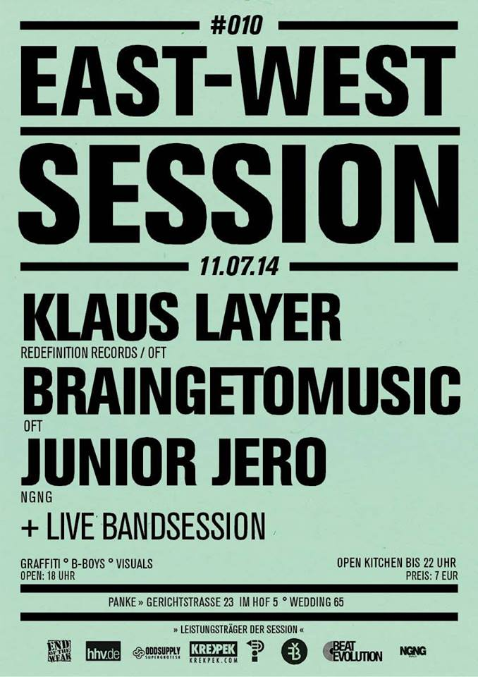 East-West Session #10
