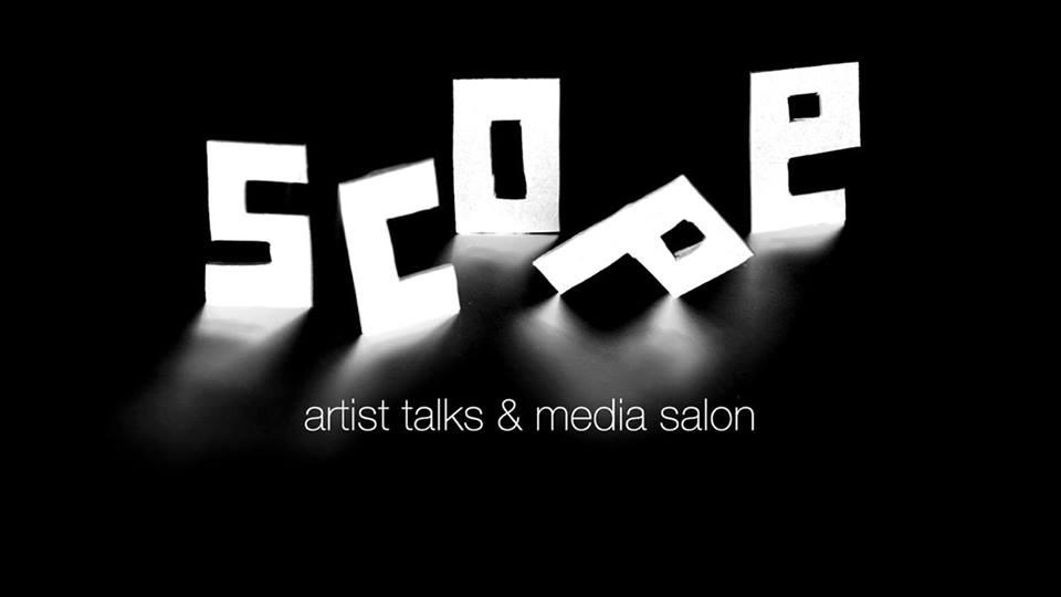 Scope Sessions – artists talks & media salon