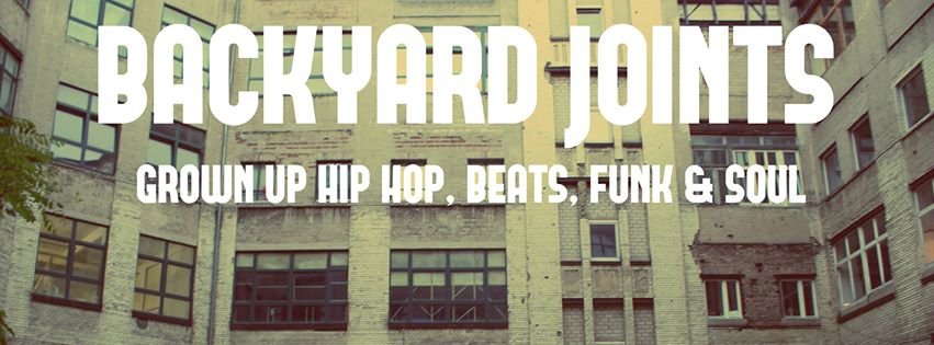 BACKYARD JOINTS / 2nd August @ Panke with the Hosts Beatpete & Marian Tone plus Friends
