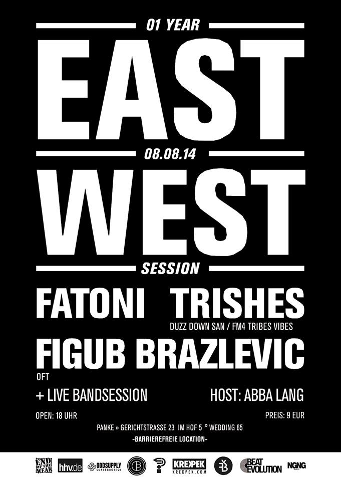 East-West Session #001