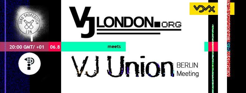 VJ London telematically meets VJ Union Berlin