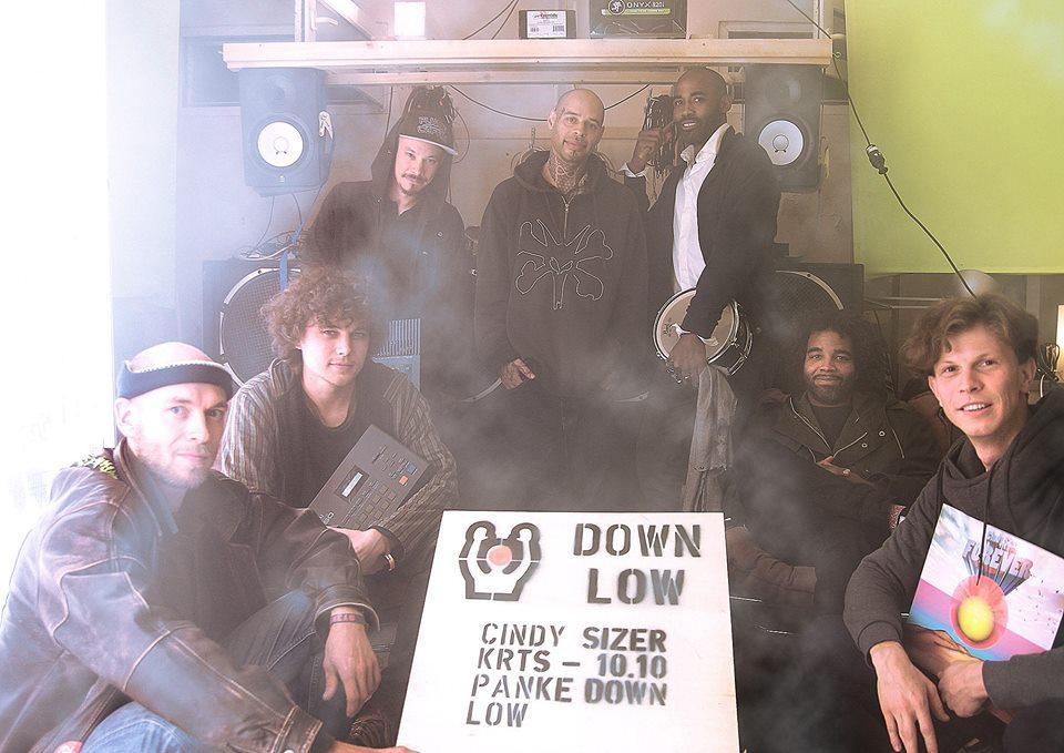 Down Low w/ Krts, Hoodz, Cindy Sizer