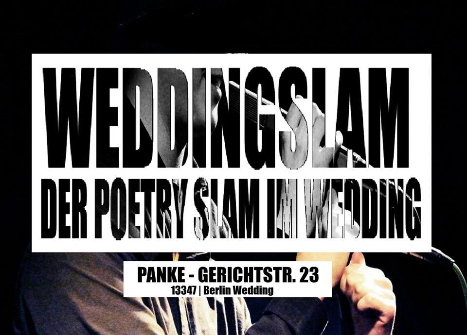 WeddingSlam #29 – Der Poetry Slam im Norden