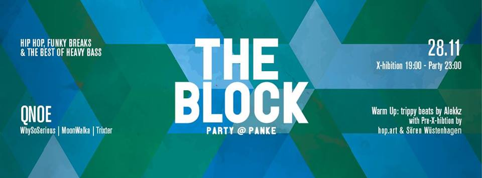 THE BLOCK – PARTY @ Panke