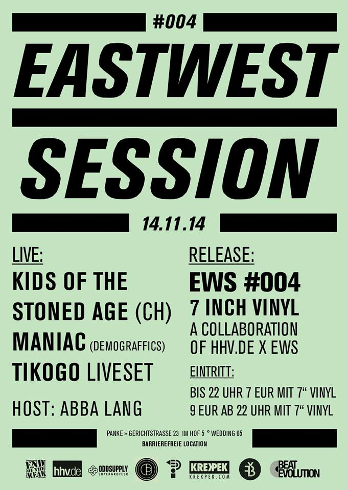 EAST-WEST SESSION #004