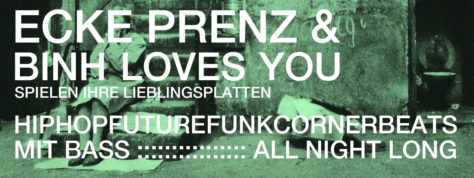Ecke Prenz & Binh