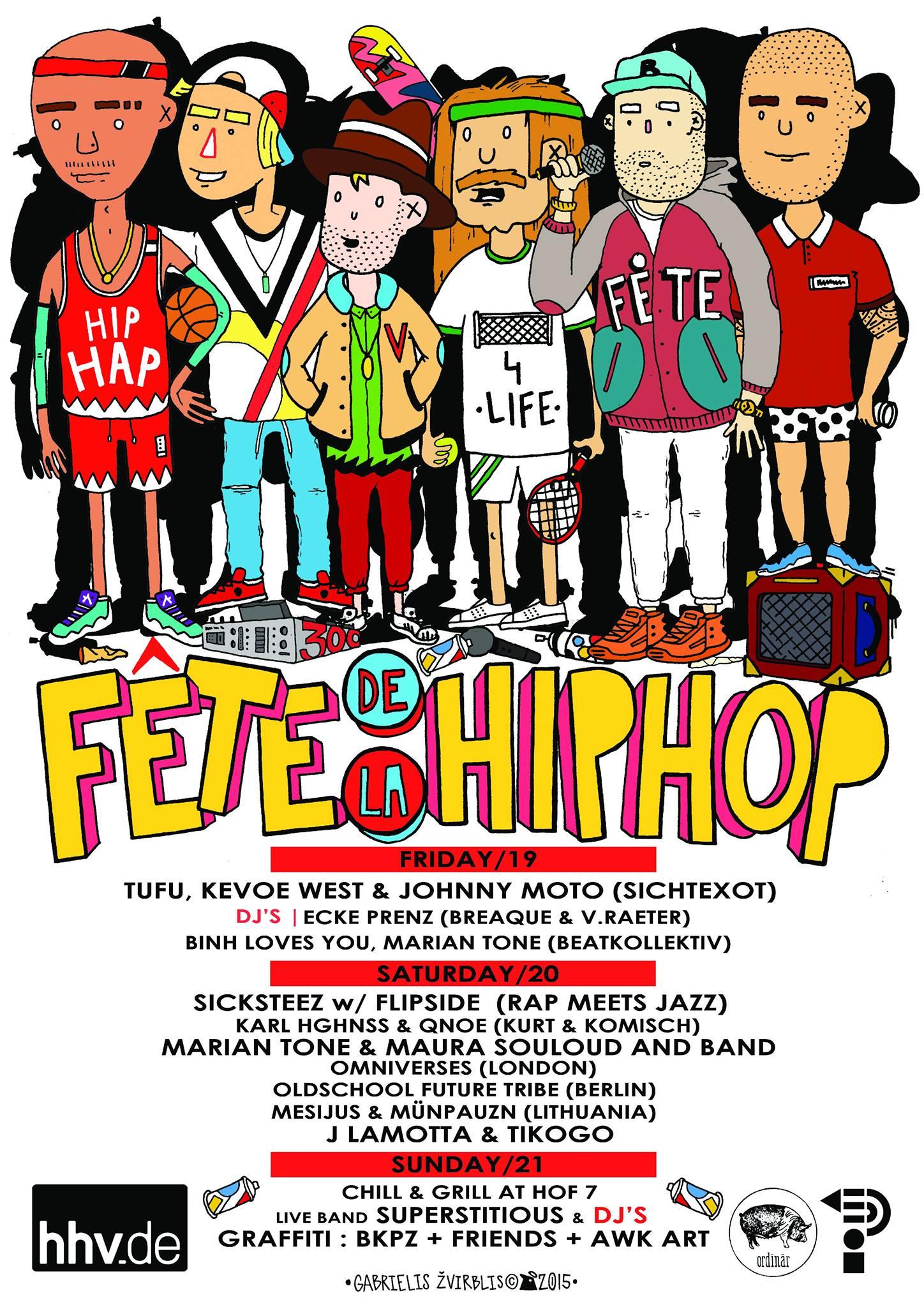 Fête De La Hip Hop