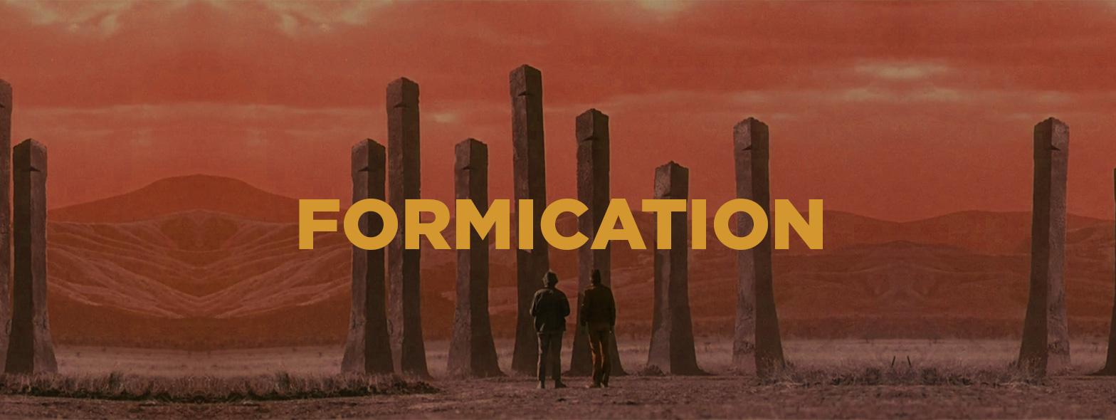 MUTANTENKINO #23 – Formication