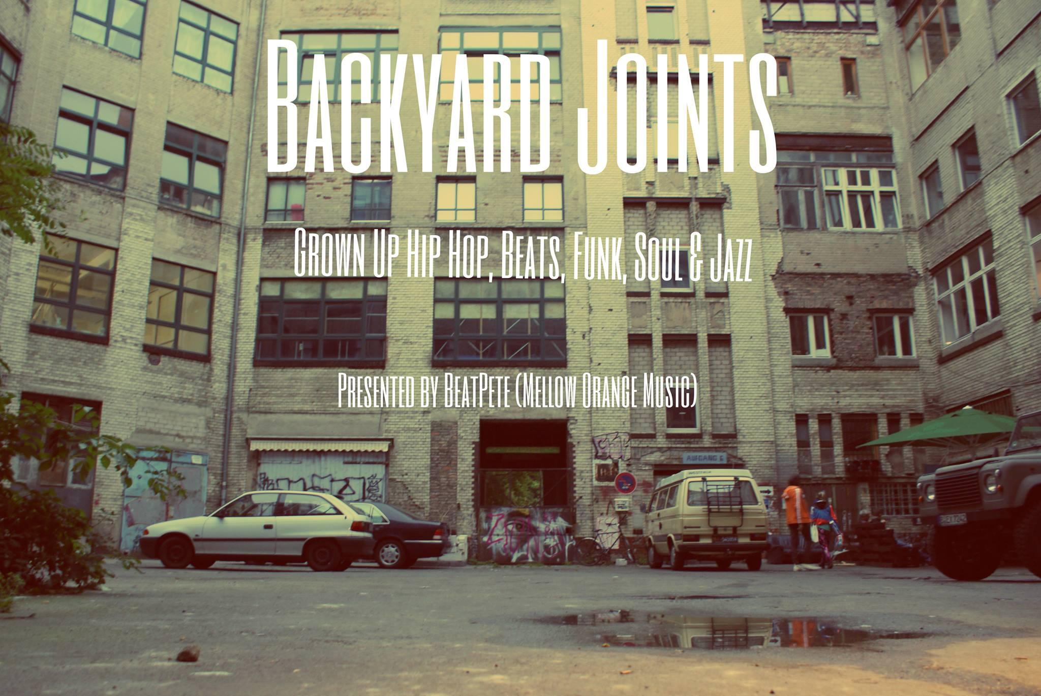 BACKYARD JOINTS