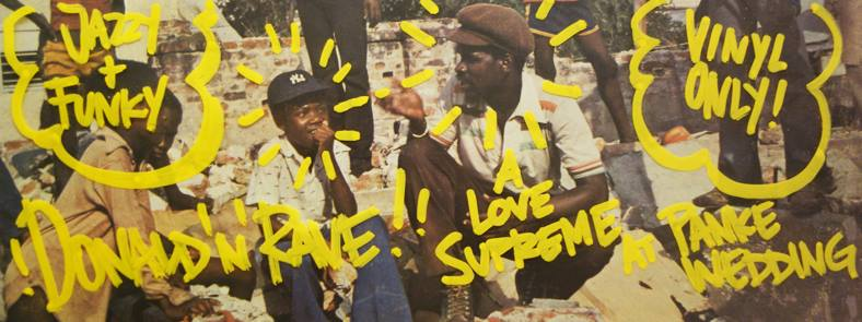 A LOVE SUPREME with DONALD & RAVE