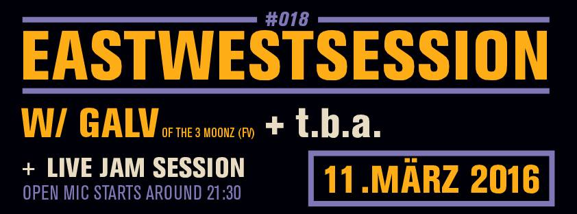 East-West Session #018