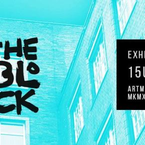"THE BLOCK #12 meets ""15Uhr morgens"" - Party & Art"
