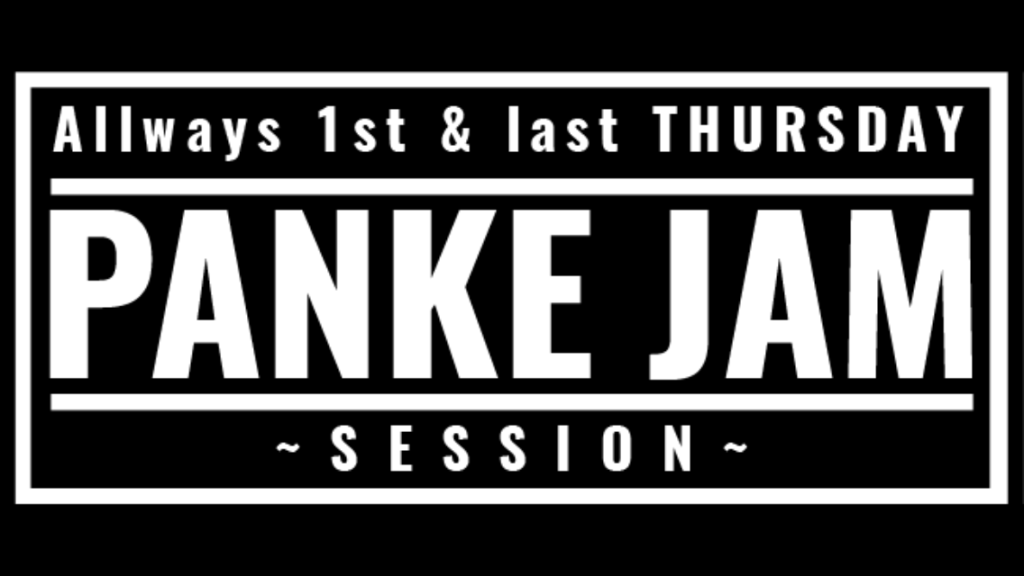 Jam Session logo at Panke