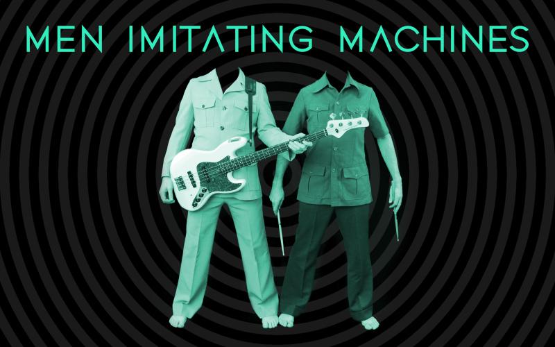 Men Imitating Machines craft workshop and performance