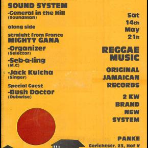 BLACK MOUNTAIN Sound System