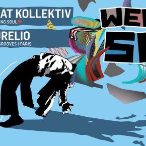 WEDDING SOUL #52 with Beat Kollektiv & Aurelio (Lost Grooves, Paris)