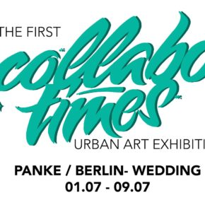 Collabo Times URBAN ART exhibition