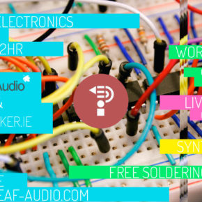 DIY Audio Electronics Event - Berlin