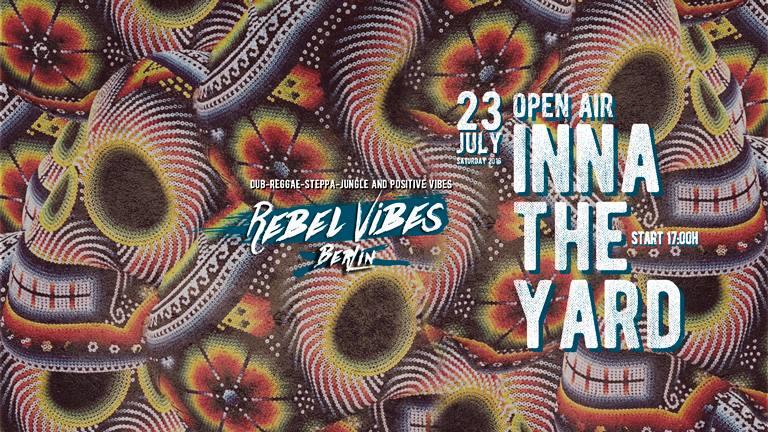 Rebel Vibes in July at Panke