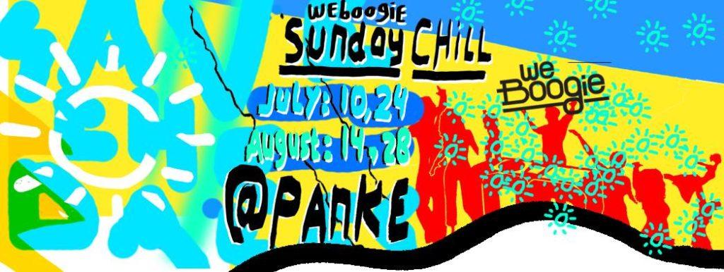 Weboogie chill hill open air 2016