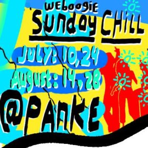 Weboogie: Summer Sunday Chill Hill #3 - every 2nd Sunday