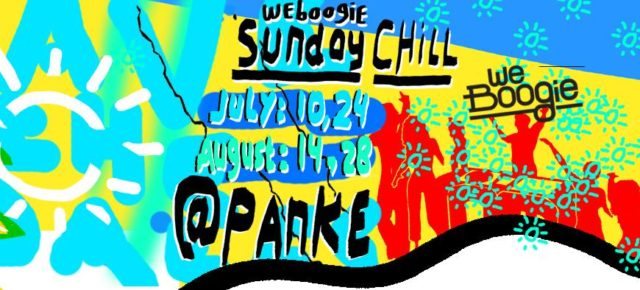 Weboogie: Summer Sunday Chill Hill #2
