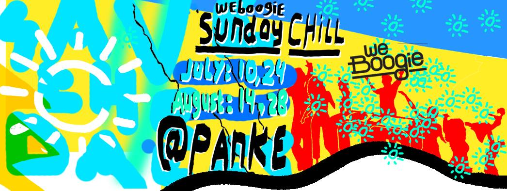 Weboogie: Summer Sunday Chill Hill #3 – every 2nd Sunday