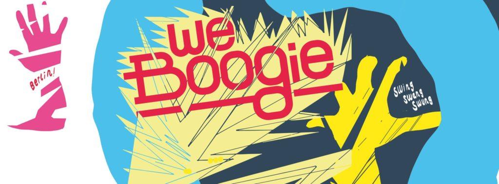 Weboogie night in July at Panke