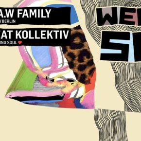 Wedding Soul 54 with Beat Kollektiv & J.A.W family