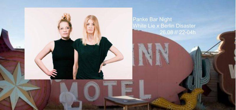 Panke bar night August