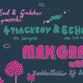 4Trackboy & Echomann / Max Graef Band & Gerry Franke live