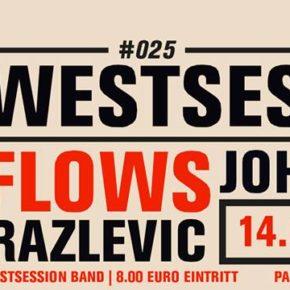 EastWestSessions#024 w/ MadFlows(CA) Figub Brazlevic, John Who