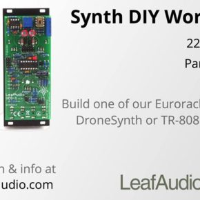 Synth DIY Workshop
