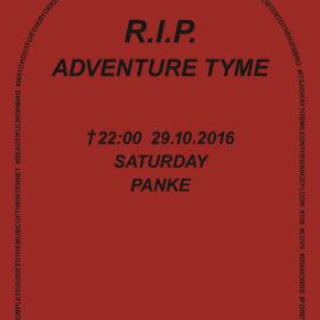 RIP Adventure Tyme
