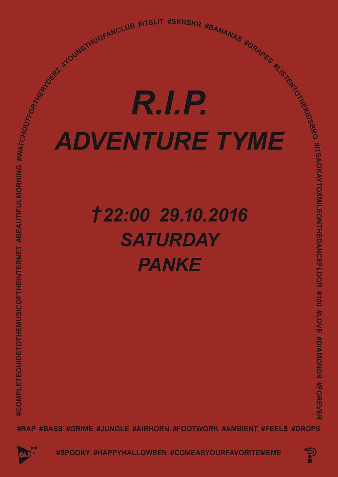adventure tyme_pankeculture