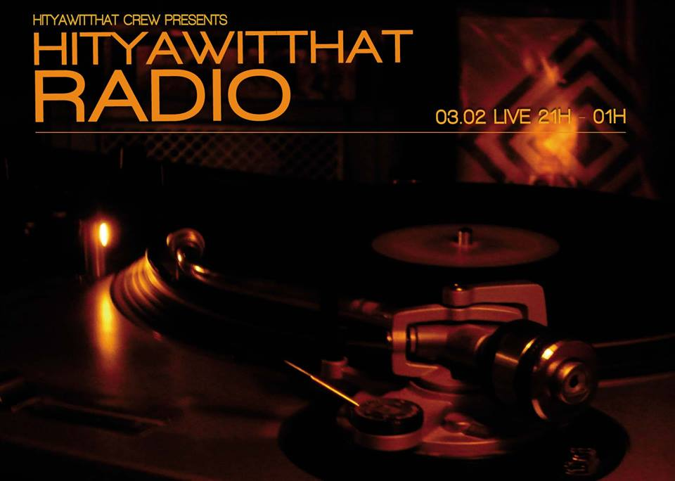 HitYaWitThat Radio Feat. Comcap