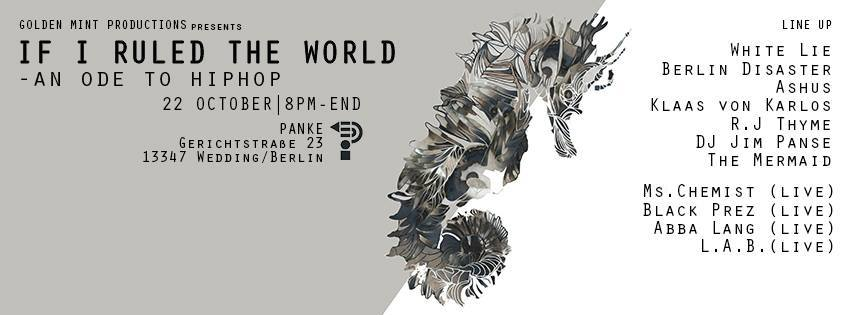 if i ruled the world_pankeculture