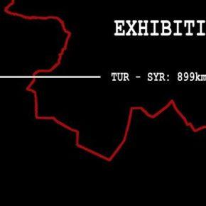 Photo Exhibition & Soliparty - 899km - An der Grenze zum Krieg