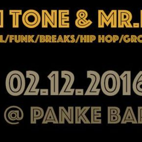Mr. Nylson & Marian Tone / Ping Pong Night at Panke