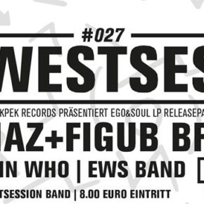 East-West Session #027 Ego & Soul Releaseparty x Alphonso