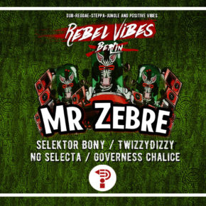 MR. ZEBRE ◈ Rebel ViBES Berlin